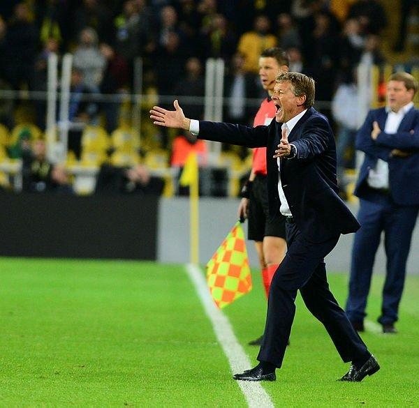 Erwin Koeman, Fenerbahçe'yi nasıl ayağa kaldırdı?