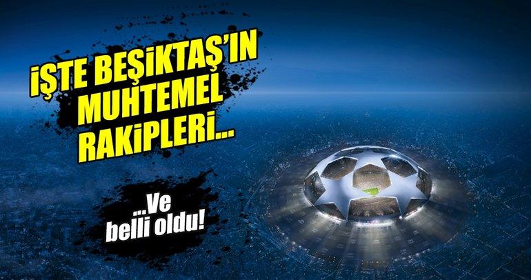 Beşiktaş gruptan nasıl çıkar? Muhtemel rakipleri...