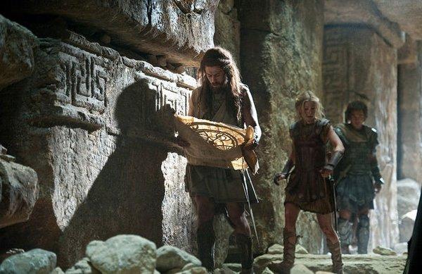Titanların Öfkesi filminden kareler