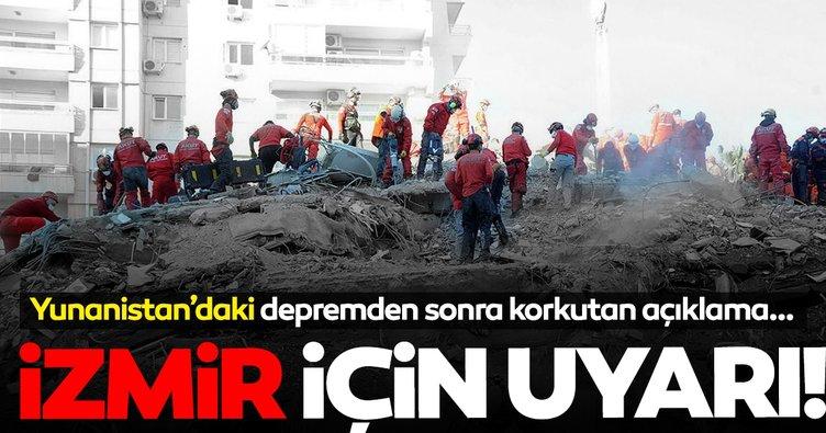 Son dakika haberi: Yunanistan 6.2'lik depremle sallandı! Uzmanlar uyardı: İzmir faylarını da tetikleyebilir