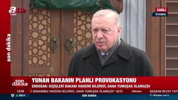 Son dakika: Cumhurbaşkanı Erdoğan'dan Kemal Kılıçdaroğlu'na cevap