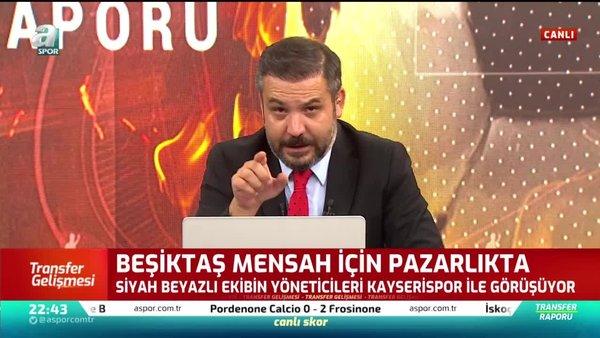 Beşiktaş'tan Mensah atağı!