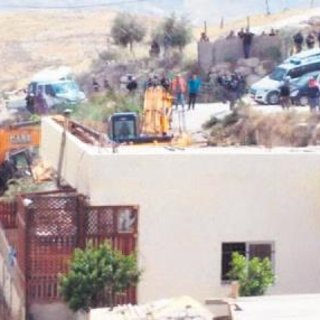 İsrail, Arap köyünü 125'inci kez yıktı