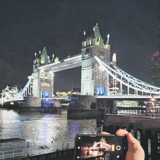 Gece karanlığında 1 akıllı telefon 4 kamera