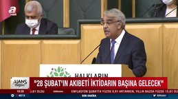 HDP'li Mithat Sancar'dan skandal '28 Şubat' tehdidi