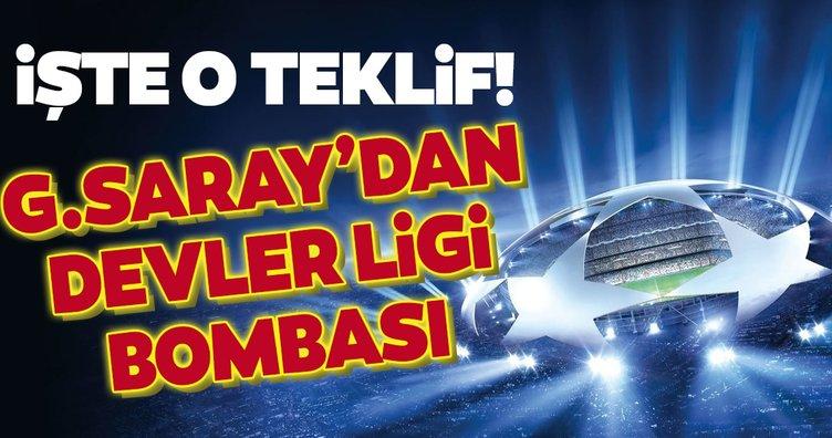 Galatasaray'dan Devler Ligi bombası! İşte o teklif