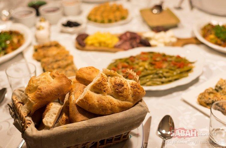 Yağdan 10 kilo verdiren mucizevi diyet! İşte kilo verdiren Ramazan diyeti...