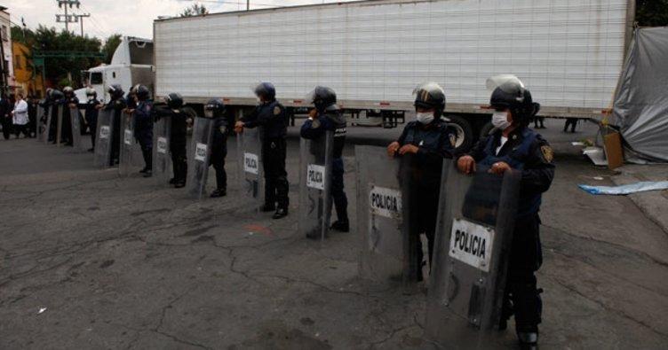 Meksika'da Zetas lideri yakalandı