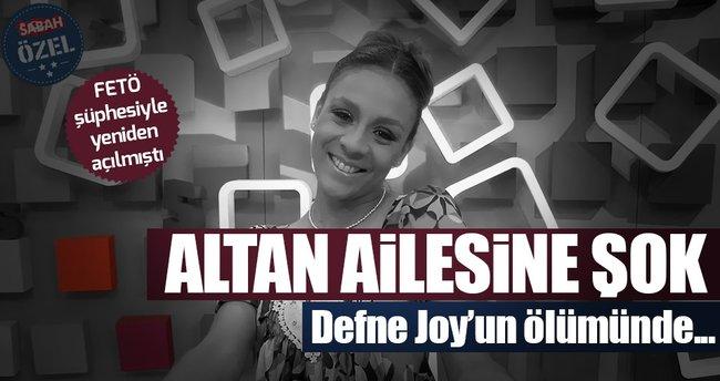 Defne Joy Foster dosyası yeniden açıldı -  Kerem Altan'a yurtdışı yasağı