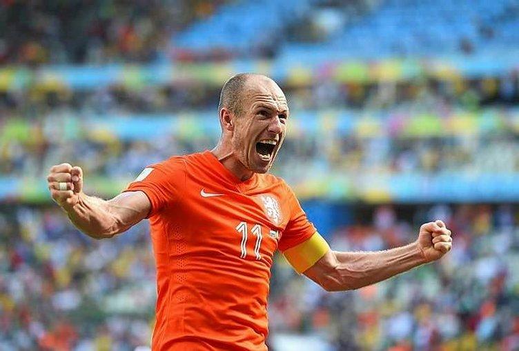 Ve Robben'e Fenerbahçe yolu açıldı