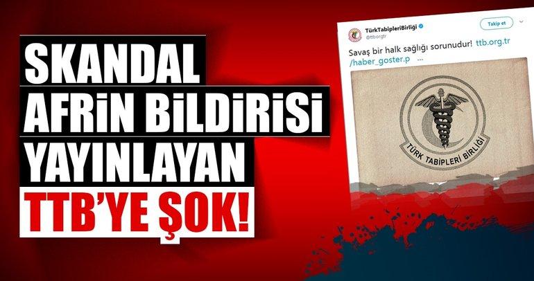 Türk Tabipler Birliği yöneticilerine gözaltı kararı