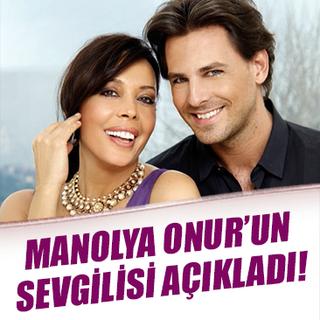 Manolya Onur'un sevgilisi açıkladı!