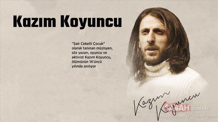 Kazım Koyuncu kaç yaşında vefat etti? 25 Haziran Kazım Koyuncu ölüm yıl dönümü...
