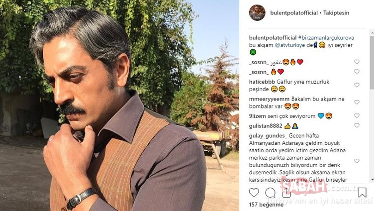 Ünlü isimlerin Instagram paylaşımları (29.11.2018)
