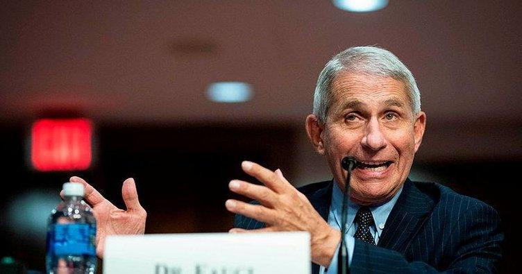 Dr. Anthony Fauci: ABD'deki günlük vaka sayısı 100 bine çıkabilir