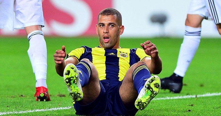 Islam Slimani'den Fenerbahçe açıklaması! Transferim bir hataydı