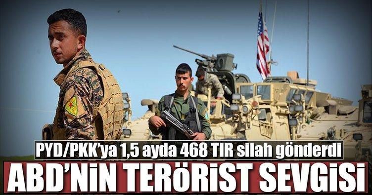 ABD'nin terörist sevgisi