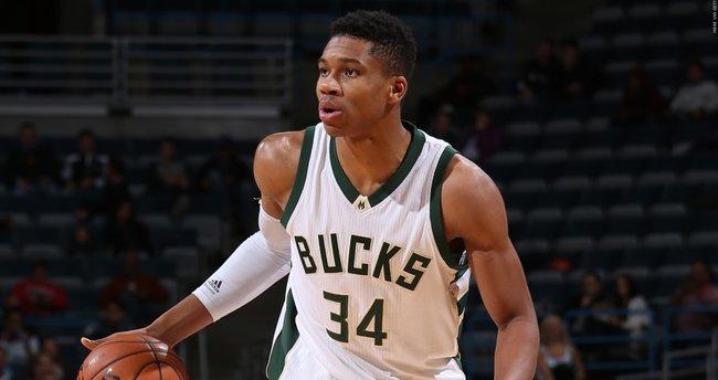 Bucks, Antetokounmpo'nun sözleşmesini uzattı