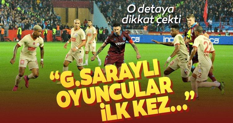 Levent Tüzemen Trabzonspor - Galatasaray maçını değerlendirdi