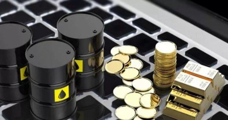 Petrol ve altın fiyatları yatay seyretti