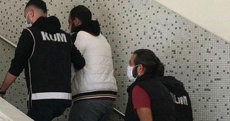 İnternet dolandırıcısı Bursa'da yakalandı Marmaris'te tutuklandı