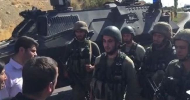 HDP'li vekiller operasyon bölgesine gitmek istedi