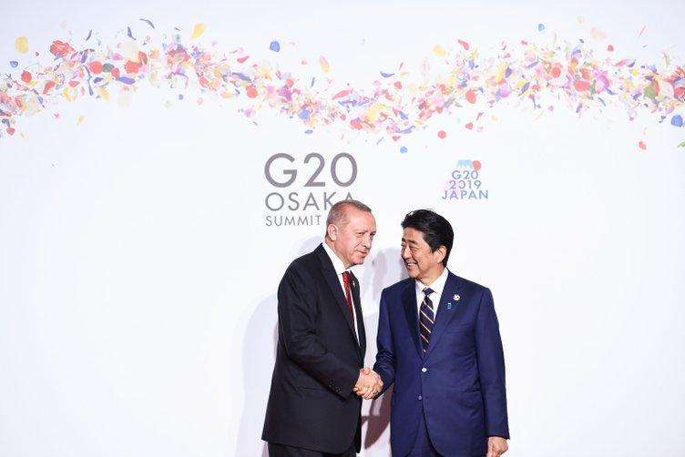 Başkan Erdoğan'ın da katıldığı G-20 aile fotoğrafı ile başladı