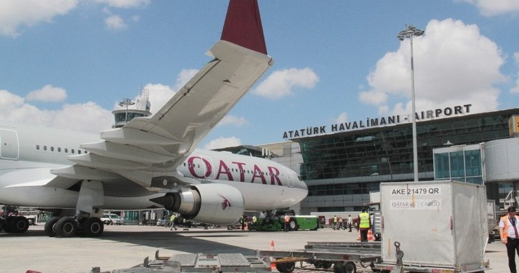 Zeybekci: Katar'a yardım değil ihracat yaptık