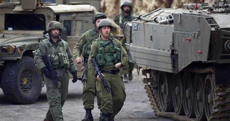 İsrail askeri katliama kalkıştı! 35 yaralı...