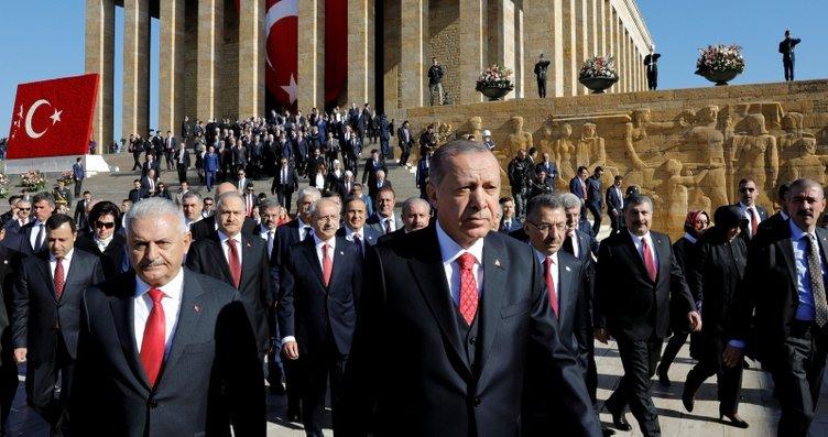 29 Ekim Cumhuriyet Bayramı coşkusu! Başkan...