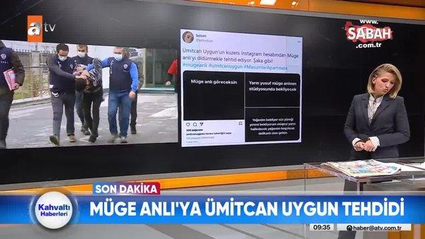 Ümitcan Uygun'un abisinden Müge Anlı'ya ölüm tehdidi | Video