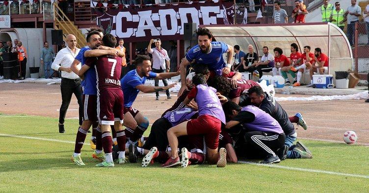 Hatayspor Spor Toto 1. Lig'de