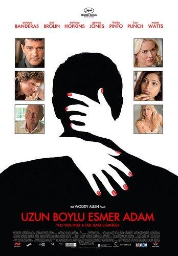Uzun Boylu Esmer Adam filminden kareler