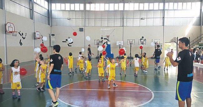 Basketbol fabrikası
