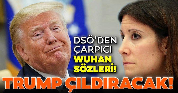 DSÖ'nün son dakika açıklaması Trump'ı çıldırtacak! Çin'e övgüler yağdırdı...