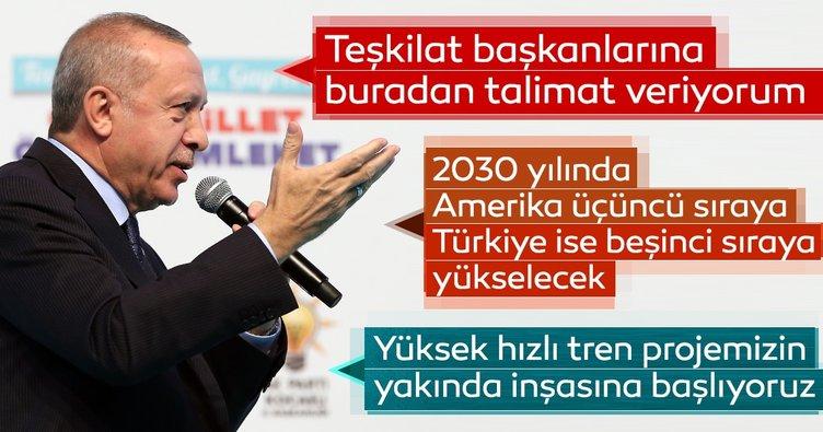 Başkan Erdoğan'dan önemli açıklamalar... İşte AK Parti'nin Kocaeli adayları