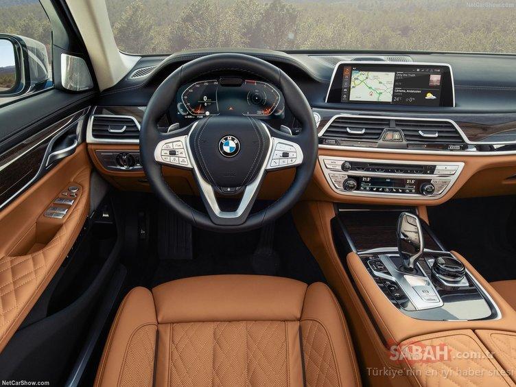 2020 BMW 7 Serisi Series resmen tanıtıldı! Yeni BMW 7 Serisi neler sunuyor? Özellikleri nedir?