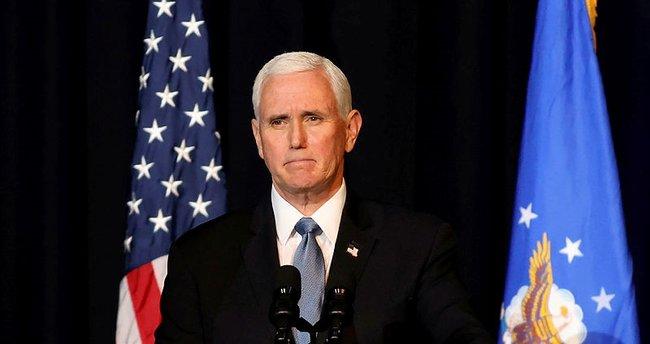 Mike Pence, kanlı kongre baskınında Pentagon'u aramış: Burayı temizleyin!