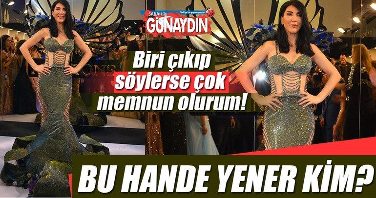 Bu Hande Yener kim?