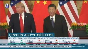 ABD ile Çin arasındaki ticaret savaşı kızışıyor