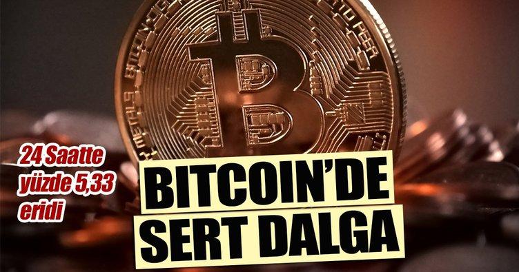 Bitcoin yeniden 14 bin doların altında