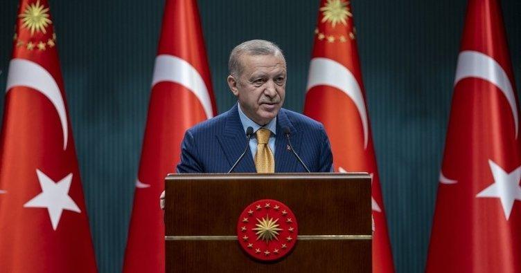 Son Dakika Haberi: Kabine Toplantısı sona erdi! Başkan Recep Tayyip Erdoğan Kabine Toplantısı kararlarını açıkladı