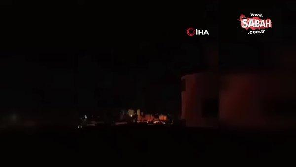 İsrail'in Gazze Şeridi'ne hava saldırıları gece boyunca devam etti   Video