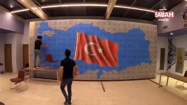 İletişim Başkanlığı'ndan 15 Temmuz'a özel üç boyutlu video | Video