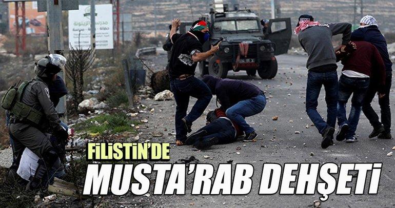 Filistin'de Musta'rab dehşeti
