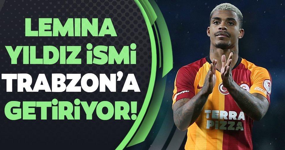 Mario Lemina Guelor Kanga ile görüştü! Son dakika Trabzonspor transfer haberleri