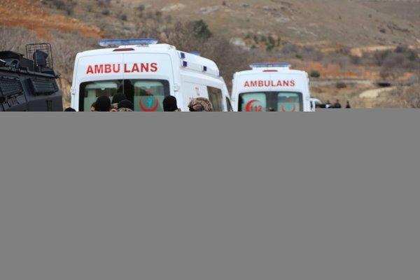 Şanlıurfa'da rehine krizi devam ediyor!