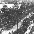 İtilaf Devletleri Donanması İstanbul Boğazı'na demirledi