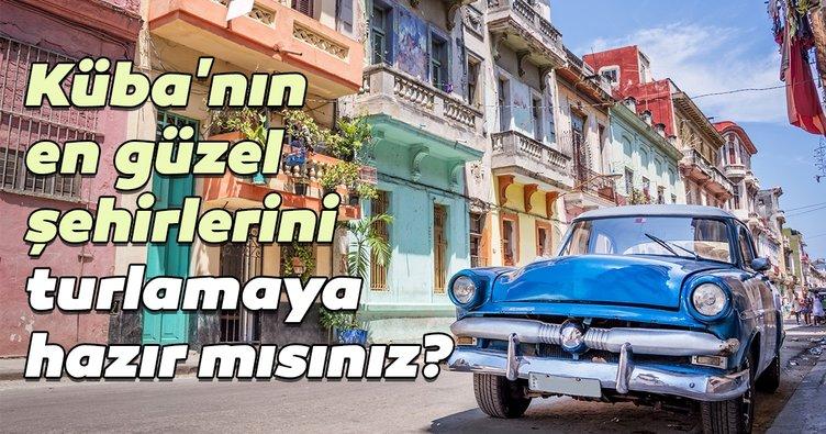 Şehir şehir Küba