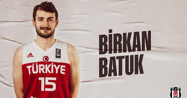 Birkan Batuk, Beşiktaş'ta
